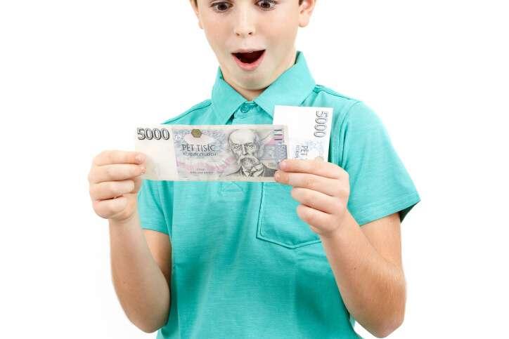 Půjčka 200 000 Kč pro maminku na rodičovské